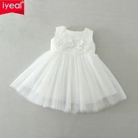 Brand Newborn Baby Girl Dresses Princess Baby Infant Christening Gowns 1 Year Birthday Dress Vestido Infantil