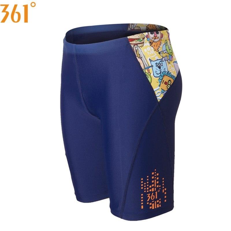 108fd0eecce491 361 Mens Swimsuit Trunk Plus Size Swimming Pants Sports Men Tight Swim  Shorts Male Swimwear Boys Bather Pool Swimming Trunk