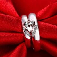 0.27CT סט זוג יהלומי זהב 18ct להקות חתונת טבעות טבעות אירוסין לגברים נשים משלוח DHL חינם