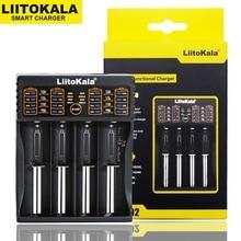 Liitokala Lii 402 202 100 18650 lader 1.2 v 3.7 v 3.2 v 3.85 v AA/AAA 26650 14500 16340 25500 NiMH lithium batterij slimme lader