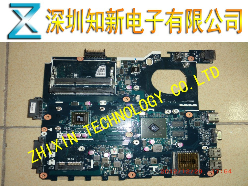 Warranty 60 days K43BY K43BR LA-7321P laptop motherboard for asus notebook in stock tested and work very well