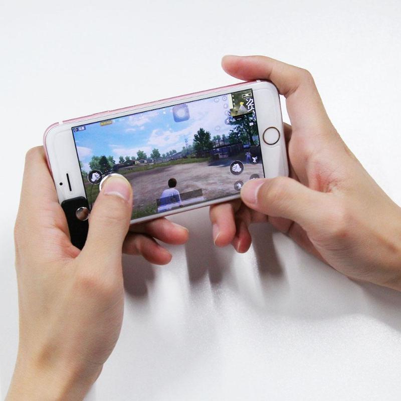 Universal Clip-on Game Joystick Assist Tool Teléfono Tablet Juegos - Juegos y accesorios