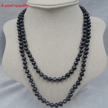 Fresh-Water AAA Pearl Necklace