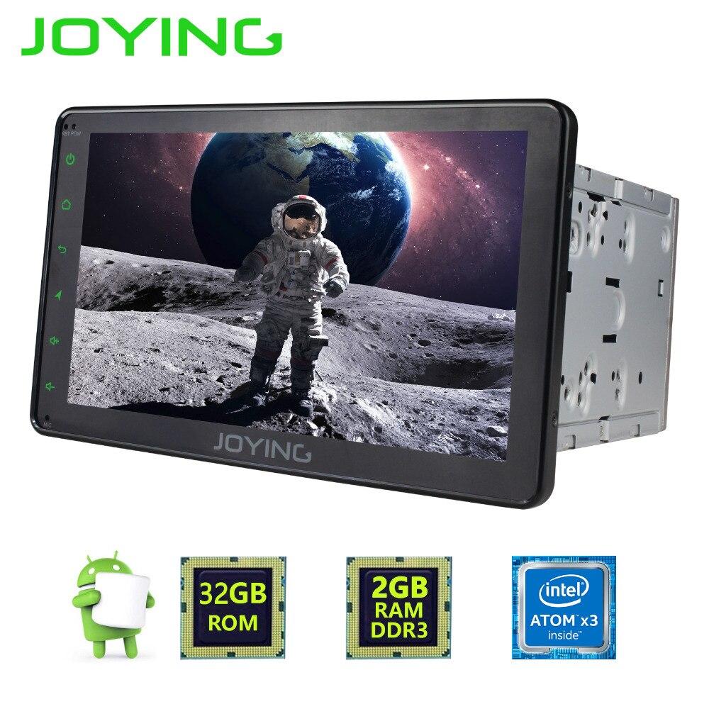 "Joying Quad Core 2GB+32GB HD Touch Screen 8"" Android 5.1 Car Radio stereo HU steering-wheel car-styling GPS Navigation"