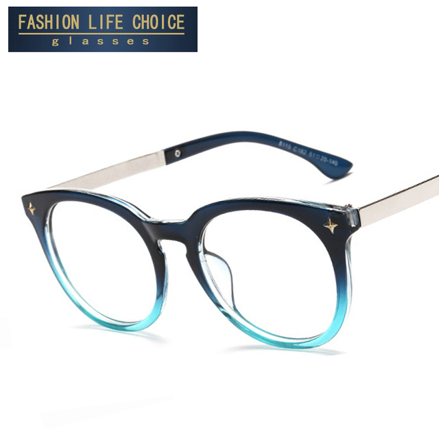 new fashion eyeglasses  Aliexpress.com : Buy 2016 New Fashion Style Retro metal Myopia ...