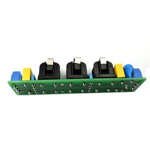 Image 4 - Lusya 3 EMI Power Filterung Reinigung Verunreinigungen AC DC Gemeinsame Lärm Bord 3,5 EINE Für Hause Verstärker A7 020