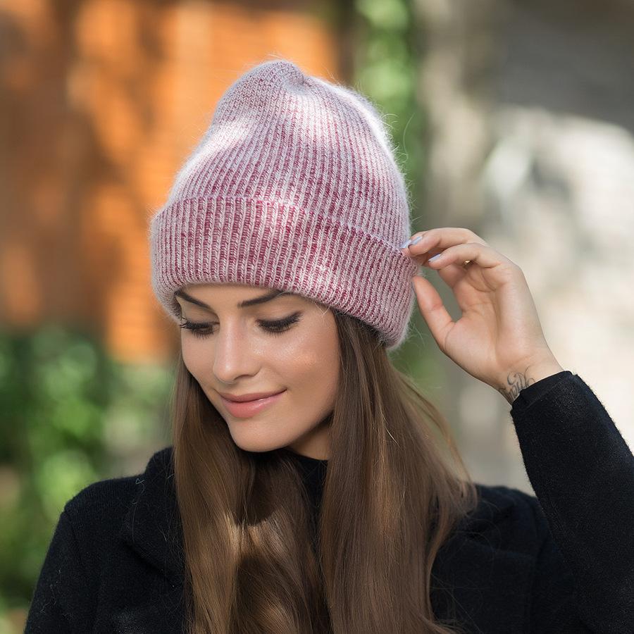 2017 New Autumn Winter Beanies Hats For Women Knitting Warm Wool Skullies Caps Ladise Hat Pompom Gorros (16)