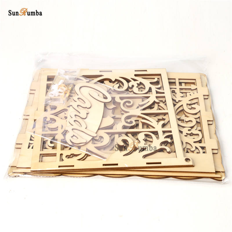 Wedding card box MUW-332-05