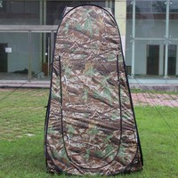 TOMSHOO Portable Outdoor Beach Fishing Camping Toilet Changing Room Shower Tent Bath Shelter with Carrying Bag