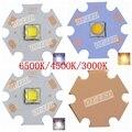 1 ШТ. CREE XML2 XM-L2 LED T6 U2 10 Вт БЕЛЫЙ Нейтральный Белый Теплый белый Высокой Мощности СВЕТОДИОДНЫЙ Излучатель с 12 мм 14 мм 16 мм 20 мм PCB для DIY