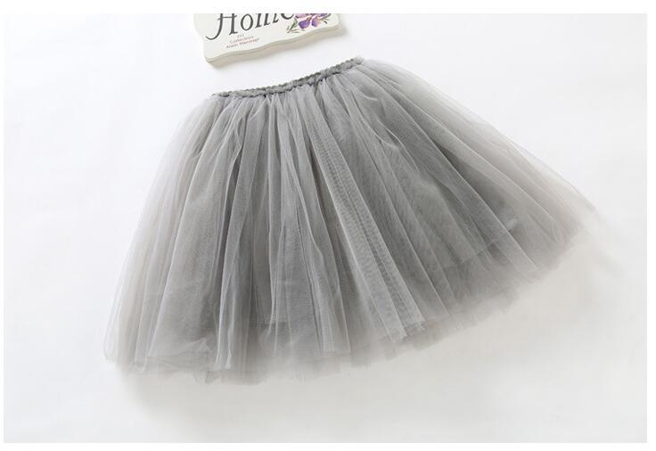 summer lovely fluffy soft tulle baby girls tutu skirt pettiskirt 14 colors girls skirts for 6M-14Yrs kids mother daughter skirts 6
