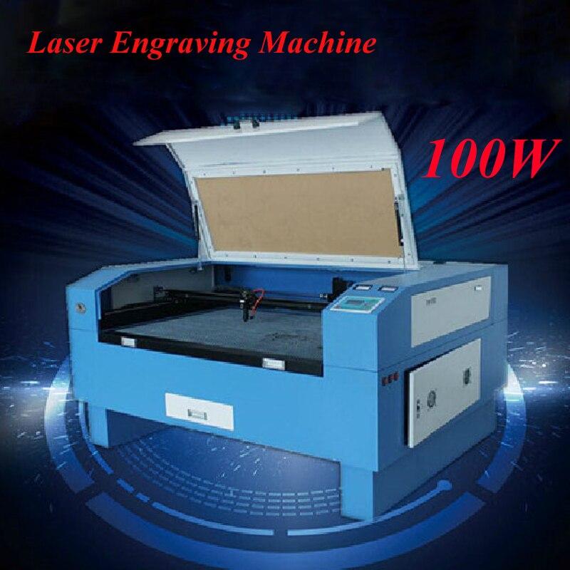 100 Вт лазерная гравировка станок для лазерной резки лазерный Co2 из ЧПУ для лазерной резки JW 6090