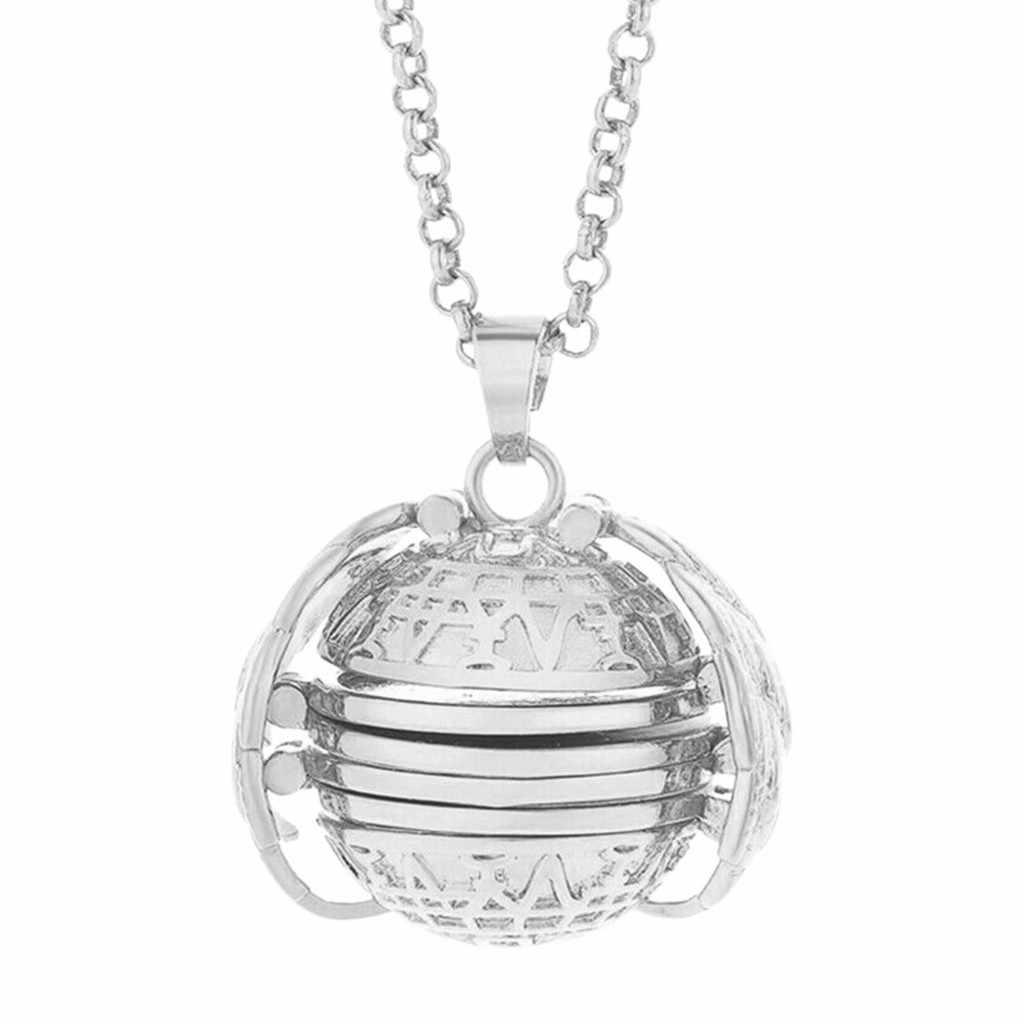 2019 женское ожерелье Брендовое расширяющееся фото медальон ожерелье Кулон Крылья Ангела подарок украшение ювелирных изделий 2 шт подарки
