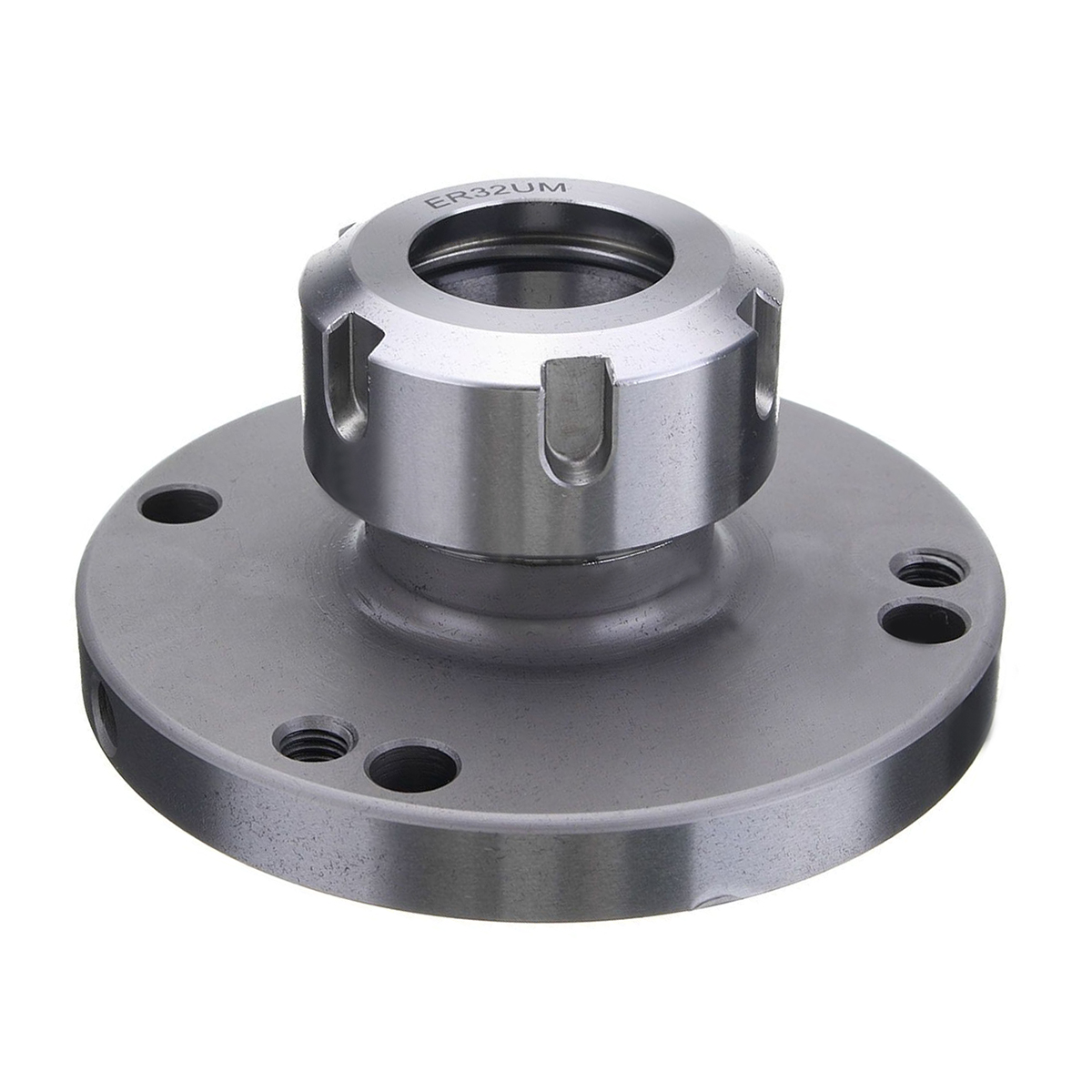 1pc 45 50HRc ER 32 Collect Chuck High Speed Steel 41Cr4 100mm Diameter For CNC Lathe