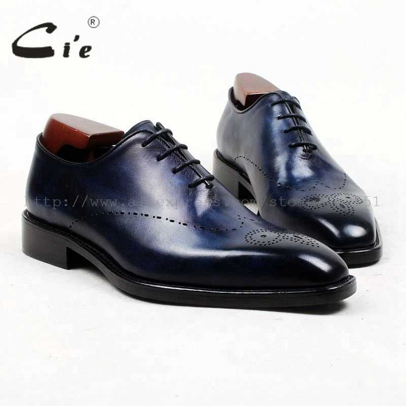 Color MXL Mens Fashion Oxford Casual Classic Carvings Breathe British Style Outsole Brogue Shoes Semi