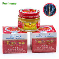 1pcs Rheumatism Balm Ointment Joint Arthritis Muscle Rub Aches Pain Relief Cream Cooling Oil Chinese Medical Plaster P0020