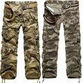 Khaki Mann Hosen 2014 Camouflage Hosen Männer Multi Tasche Plus Größe 28-38 40