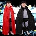 Вампир Костюмы детская Ролевая Игра Детские Накидки Вампир Плащ для Хэллоуина Косплей Дьявол Принц Одежда
