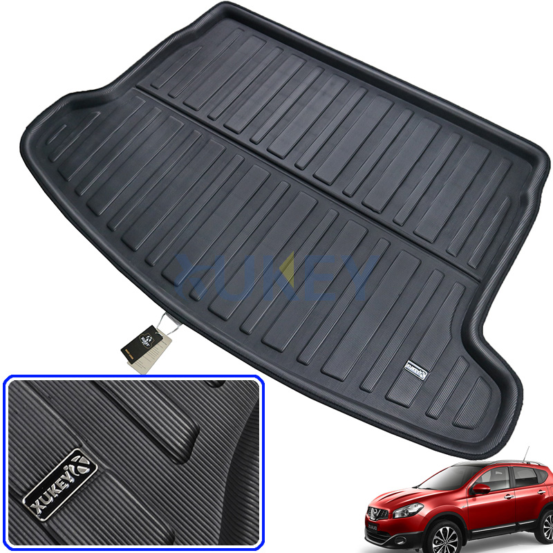 Seat LEON MK3 Rubber Car Boot Mats Hatchback 2012 UP Heavy Duty BOOT Tray Liner