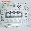 G4GA для HYUNDAI ELANTRA прокладка головки цилиндра двигателя набор двигателя ремонтные комплекты уплотнительная прокладка двигателя полный компл...