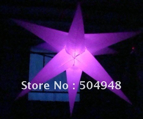 inflatable light star for party - Furniture - Photo 2