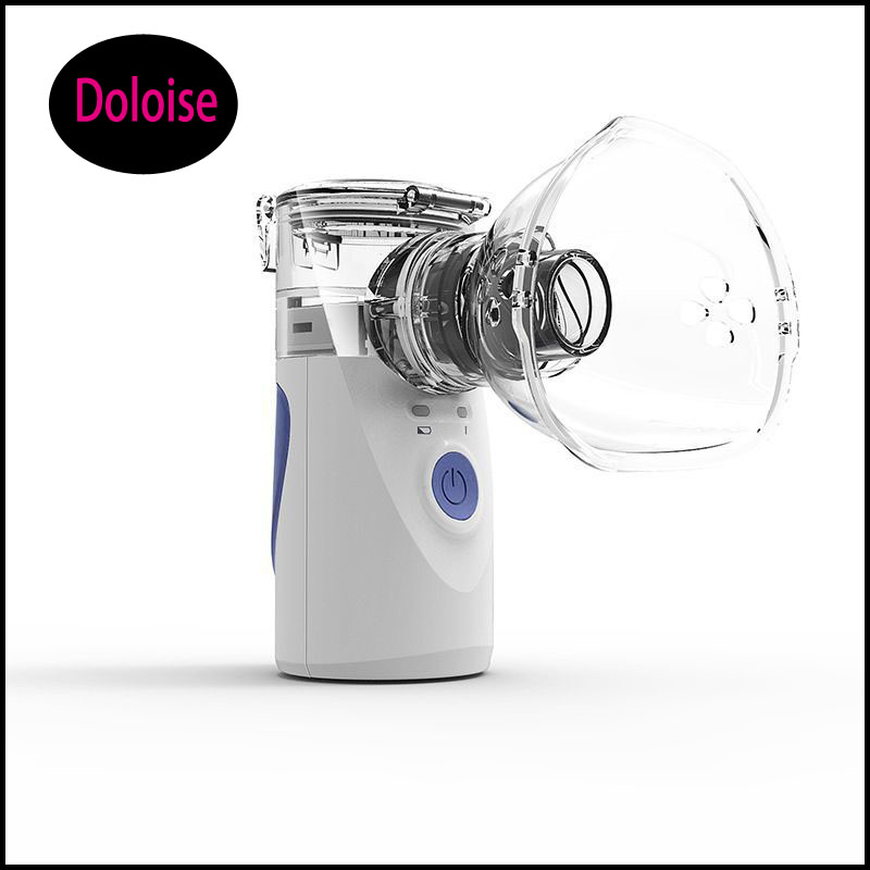 Inhalateur pour enfants adulte thérapie médicale domestique atomisé HL100A nébuliseur compresseur utilisé pour les soins de santé Portable