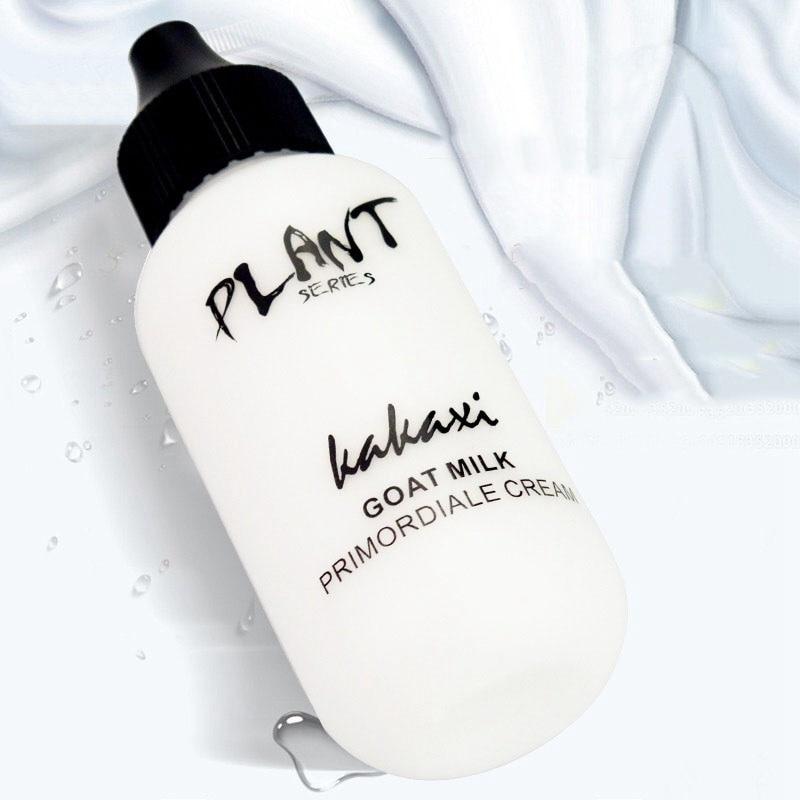 Foundation Cream Goat Milk Revitalizing 5