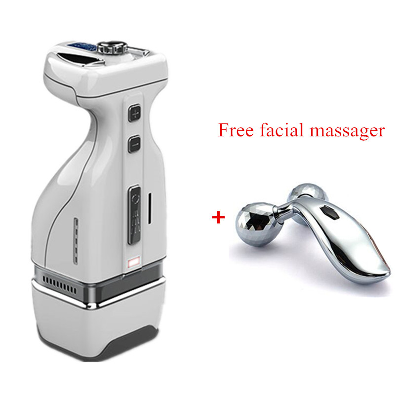 цена на HIFU Body Slimming Machine Weight Loss S body shape HIFU instrument household slimming machine 0.8CM 1.3CM