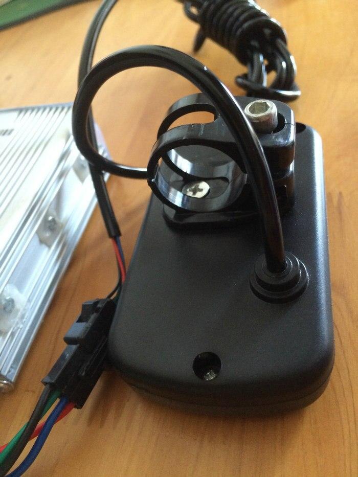 24v36v48V250W350W BLDC motor speed controller & LCD display set FÜR ...