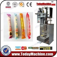 Full Automatic Different Capacity Customized Ice Pop Packing Machine