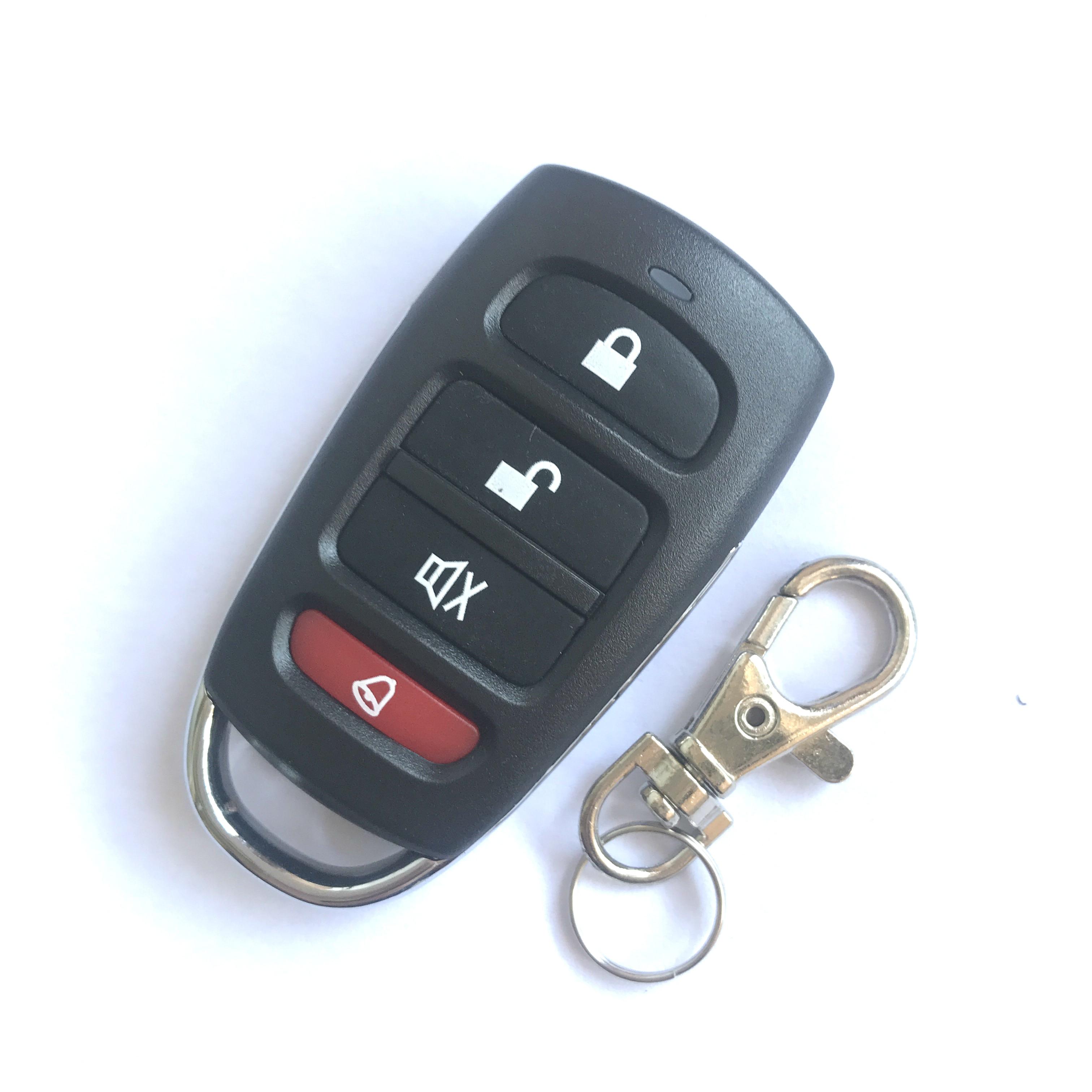 433 Mhz Electric Car Garage Door Opener Copy Controller 4