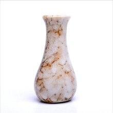 4PCSSET ceramic mini vase flowers inserted home decoration flower vase room ornaments Pot desk accessories Glaze crafts