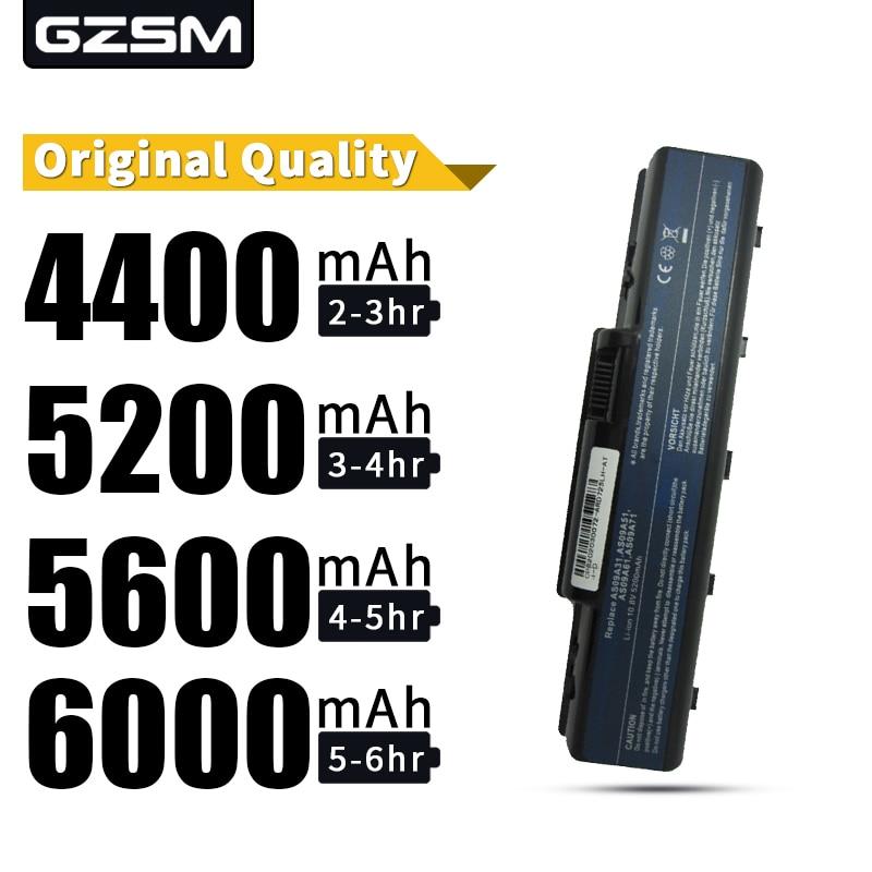 HSW 5200 MAH 6 cell Laptop Batterij Voor Acer EMACHINES E525 E627 - Notebook accessoires
