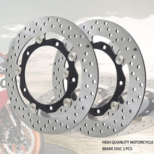 цены Motorcycle Accessories Front Floating Brake Discs Rotor Fit For Yamaha T-max XP530 14 15 Tmax530 T-MAX 530 2013 2014 2015 2016
