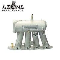 LZONE RACING FOR B18C Aluminum Cast Intake Manifold Upgrade Bolt On JR IM42CA