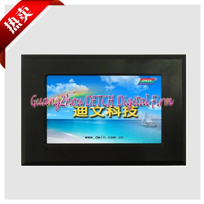 ФОТО The 5 inch DMT80480T050_18WTZ1 Devin serial screen DGUS industrial touch screen man-machine interface HMI