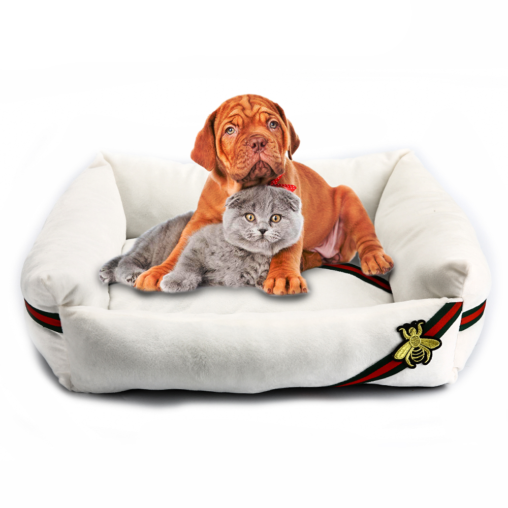 Pet Dog Bed Sofa Dog Waterproof Bed For Small Medium Large Dog Mats Bench Lounger Cat Chihuahua Puppy Bed Mat Pet House Supplies (1)