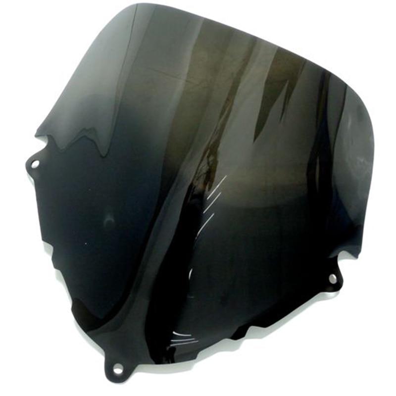 black windscreen windshield shield screen for suzuki katana gsx600f gsx750f gsx 600f 750f 1998. Black Bedroom Furniture Sets. Home Design Ideas