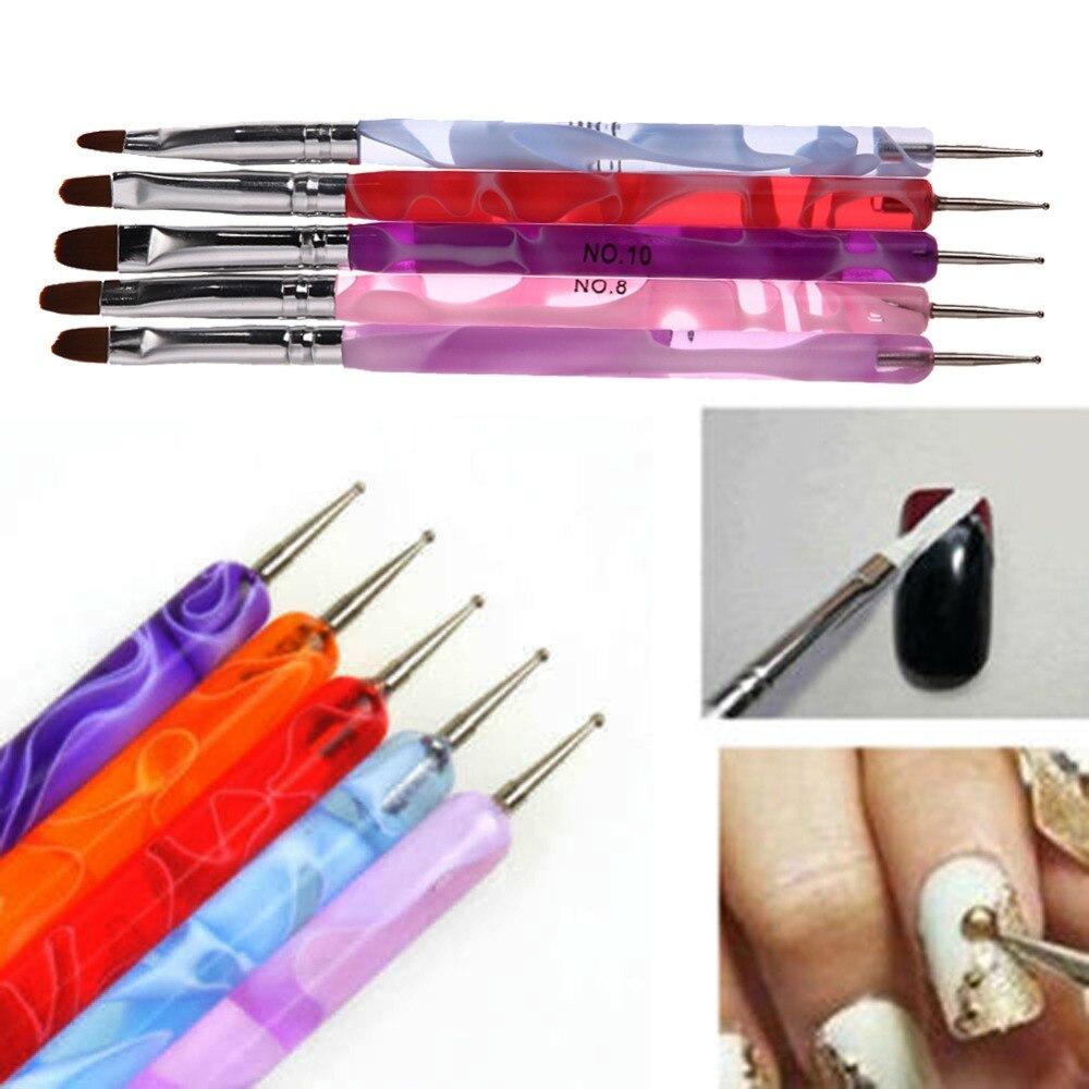 Gel Polish Nail Art Pens - To Bend Light