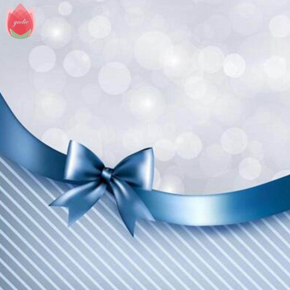 New White Blue Fabric 25Yards Silk Satin Organza Polyester Ribbon ...