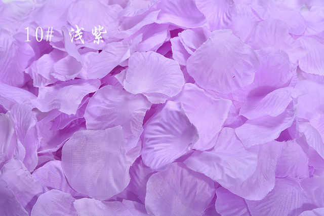 Light purple rose flower petals leaves wedding decora 500pc party light purple rose flower petals leaves wedding decora 500pc party rose petal rosa de boda artificial mightylinksfo