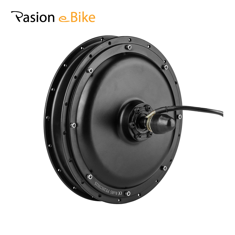 PASION E BIKE 48 V 1500 W Hub Motor For Bicycle High Speed Electric Wheel Hubs