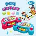 Pequena escala móvel crianças educação sobre inteligência infantil em crianças brinquedo música de piano música de piano on toys
