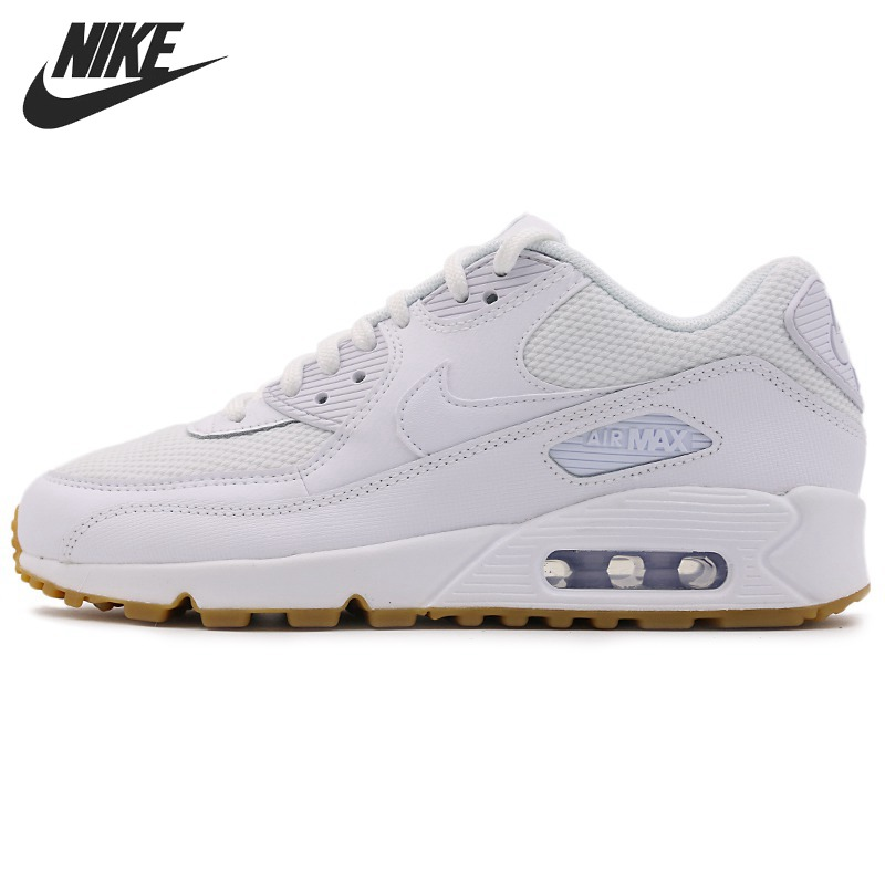 Original New Arrival 2018 NIKE AIR MAX 90 LE Women's Running Shoes Sneakers
