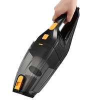Portable Handheld Mini Wet And Dry Dual Use Vaccum Cleaner For Auto Clean 120W 12V Car Vacuum Cleaner