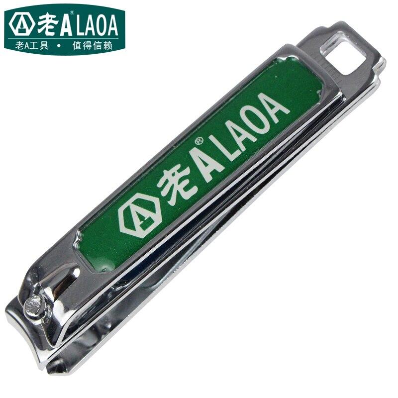 Nůžky na nehty LAOA Nové nůžky na nehty z nerezové oceli - Ruční nářadí - Fotografie 5