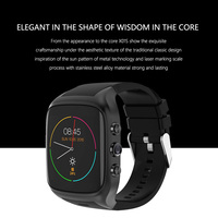 Smart 3G Phone Watch Heart Rate Monitor Step 512+8G Android System Watch GPS Smart Wifi Internet Watch X01S