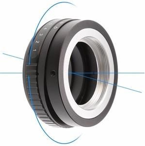 Image 4 - FOTGA Tilt Shift Adapter Ring für M42 Objektiv Sony NEX E Mount Kamera ILCE 7 A7S A7R II A5100