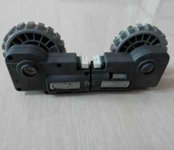 (For QQ6) Left & Right Wheel Assembly for Robot Vacuum Cleaner QQ6 With 1*Left Wheel Assembly + 1 Right Wheel Assembly - DISCOUNT ITEM  0% OFF All Category
