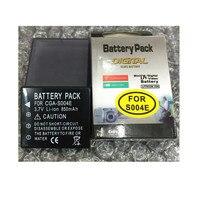 CGA-S004E máy ảnh Kỹ Thuật Số Pin CGA S004E lithium pin gói S004 Cho Panasonic DMW-BCB7/1B DMC-FX2-FX7 FX2 FX7